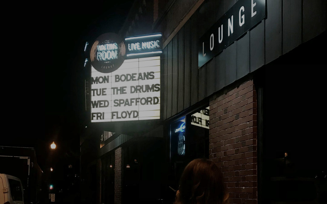 But I don't Have Any Money: The Drums at Waiting Room (concert recap)