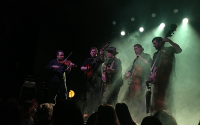 Living Proof: Gregory Alan Isakov at The Bourbon