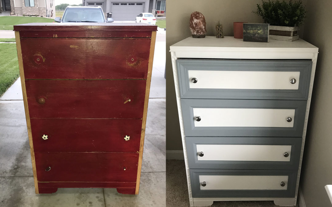 Upcycling an Old Dresser: Step by Step Guide